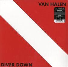 VAN HALEN DIVER DOWN VINILE LP 180 GRAMMI NUOVO E SIGILLATO !!