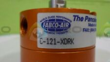 FABCO-AIR C-121-XDRK ORIGINAL PANCAKE *NEW NO BOX*