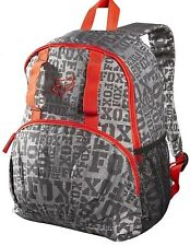 $54 Fox Racing Women's Impact Backpack Silver Fox Print
