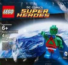 LEGO SUPER HEROES MARTIAN MANHUNTER MINIFIGURE POLYBAG 5002126 RETIRED  LA018