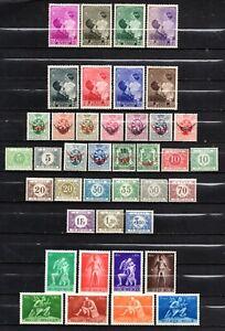 Belgium Very nice mixed era mint no gum,stamps as per scan(10513)