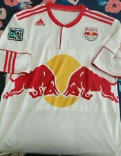 Adidas New York Red Bull Jersey 2011-2012 Henry Size XL