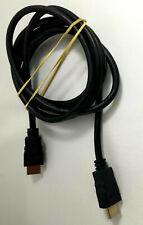 Cable HDMI 1.4 Plat Male avec Ethernet  1,80 metre