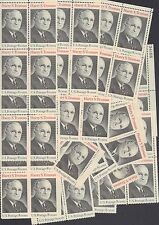 {BJ Stamps} 1499  Harry S. Truman.  100  MNH 8 cent stamps.   Issued in 1973