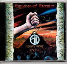 "GRAVEN IMAGE - ""EMPEROR OF ETERNITY""  (RARE '00 SELF RELEASED KANSAS CITY METAL)"
