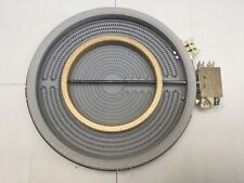 Genuine Kleenmaid Ceramic Cooktop 2 ZONE DUAL Hotplate Element CH605CE CH605CM