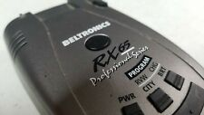 Beltronics Rx65 For Parts. Does Not Work.