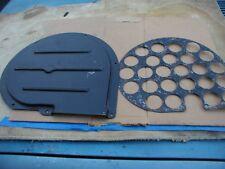 1973  -1979 F150 heater box / AC  cover plates