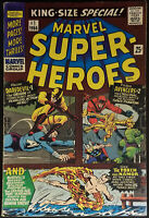 Marvel Super Heroes #1 7.5 VF- | King Size Special 1966 Key Issue Hard To Find