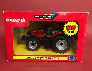 2007- Britains 1/32 Case iH 210 Puma Tractor No42303 MIB