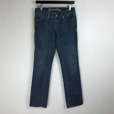 American Eagle Jeans - 77 Straight Dark Wash - Tag Size: 0 Short (28x32) - #5259