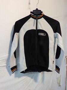 Sportful Women Bormio Jacket Pursuit Wind Stopper Black/White Small