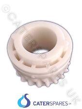 Gruppo PIZZA IMPASTO Rullo Posteriore Indietro Bianco Plastica PIGNONE INGRANAGGIO 3203510 parti
