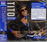 TITO JACKSON-TITO TIME-JAPAN BLU-SPEC CD2 BONUS TRACK F30