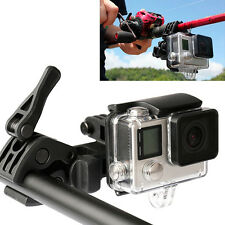 Camera Mount Outdoor Rifle Gun/Fishing Rod/Bow Sportsman Set for GoPro 2 3 3+ 4
