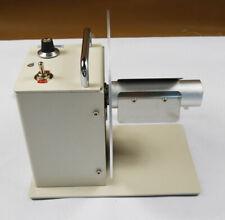Automatic Electric Label Tags Rewinder Machine Speed Adjustable Printer 110V
