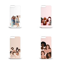 Girl Power L47  Hard plastic phone case