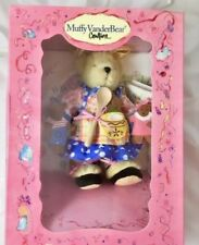 Muffy Couture Limited Edition Muffylocks & the 3 Bears w/ stand (MNIB)