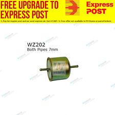Wesfil Fuel Filter WZ202 fits Nissan Skyline 3.0 R31
