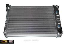 "NEW  KKS 3 ROW STAMP TANK all aluminum radiator 1973 1974 Pontiac 23"" core"