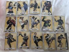 14 Card Lot Of 2013 Topps Bloodlines Octagon-side Cards
