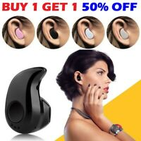 Bluetooth Headset Wireless Earphone Earbud Stereo Headphone In-Ear Mini USA SHIP
