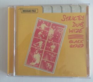 CD  - Blackbeard - Strictly dub wize
