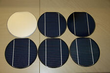"""25 Piece 6"""" 150 mm Silicon Wafer Strd. Thickness w/Films or Patterns Wafers 6 in"""