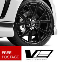 "NEW VF HSVi 20"" Genuine Holden HF-20 SS SV6 HSV VE VZ VY Wheels - Factory Black"