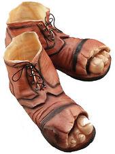 Caucho Tramp Payaso GNOME Goblin Botas Zapatos Adulto Un Tamaño De Disfraces De Halloween