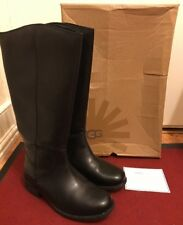 Ugg Australia Leather Boots Size 7 8 8.5