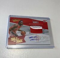 2015-16 Absolute Montrezl Harrell Tools of the Trade Auto Rookie Rc 7/25 Lakers