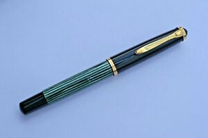 Vintage Original Pelikan 400 14k Gold Nib Fountain Pen