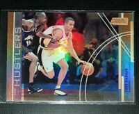Tony Parker The Hustlers Holo Foil 2002 Topps Stadium Club #H14 Nrmt