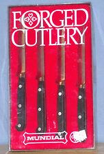 "Mundial 5130-4 Series 4 Piece 4"" Steak Knife Set"