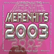 Merenhits 2003 by Various Artists CD Like New