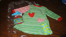NWT NEW AGATHA RUIZ DE LA PRADA BABY 12M 12 MONTHS DRESS TIGHT SET