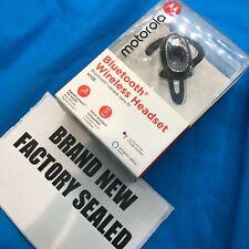 New listing New Motorola H725 Bluetooth Wireless Headset w/ Dual Mic Nc technology