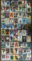 PITTSBURGH PENGUINS ---  Lot of 70 INSERT cards