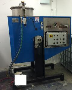 Solutex  / Formeco Fractional distillation 120 litre