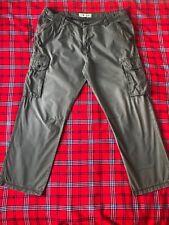 Men's Grey 42 31 Combat Trousers