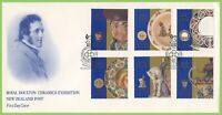 New Zealand 1993 Ceramics Exhibition set First Day Cover