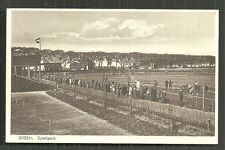Lsc Sneek Stadium Friesland Fryslan Netherlands 20s