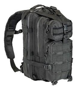 Zaino tattico militare/softair 35 lt. Defcon5 colore black.