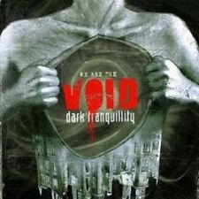 "Dark tranquillity ""we are the void"" CD DEATH métal NEUF"