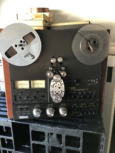 TECHNICS RS-1500 TAPE RECORDER REEL TO REEL