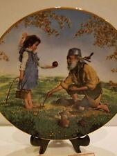 """Johnny Appleseed"" - Collector's Plate"