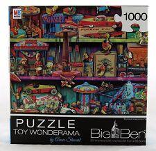 Toy Wonderama 1000 Piece Jigsaw Puzzle Aimee Stewart NEW childhood memories art