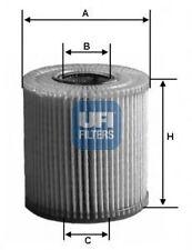 Filtro olio UFI 25.001.00 BMW 3 (E46) 320 d