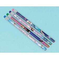 Disney Frozen Party Supplies Favours -  Pack of 12  Pencils